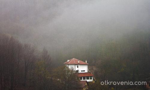 Как припадаше мъглата
