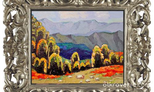 Васильовската планина