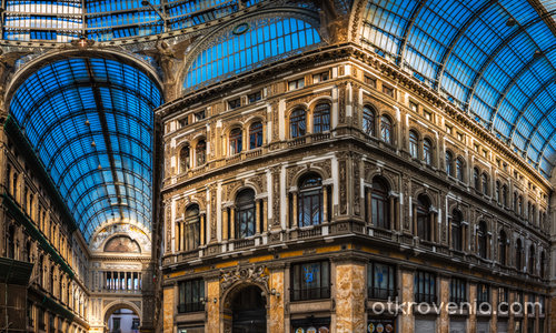 Galeria Umberto I, Naples