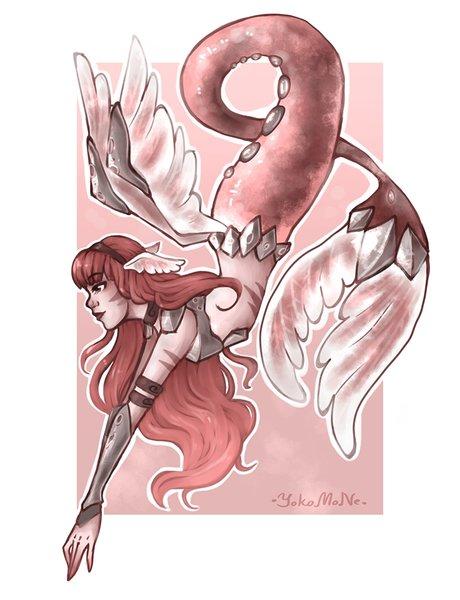 Валкирия русалка