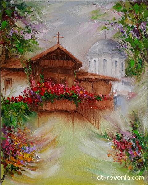 Kлисурският манастир