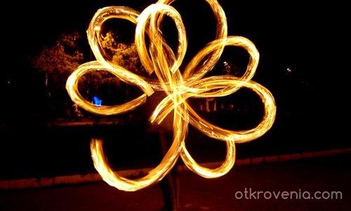 Огнено Цвете 3
