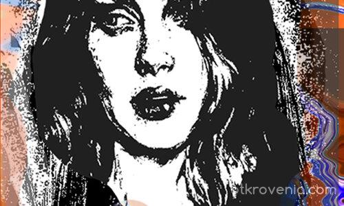 Графичен портрет 12