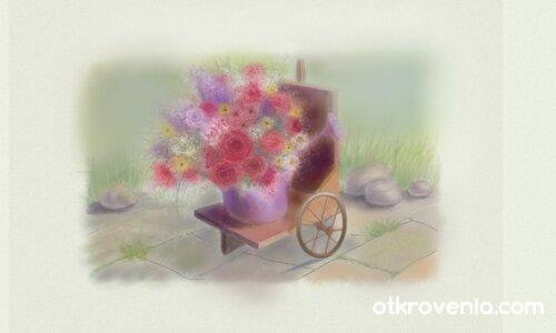 Пролетен натюрморт