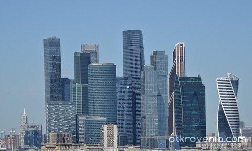 Москва... новата