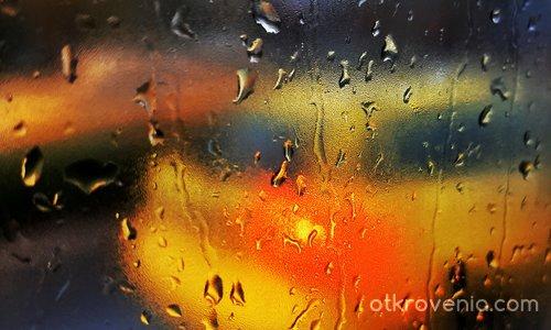 Магията на дъжда