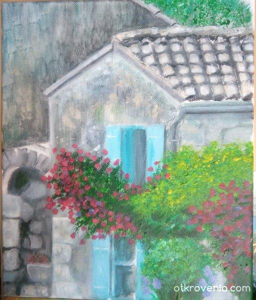 Лято в Прованс