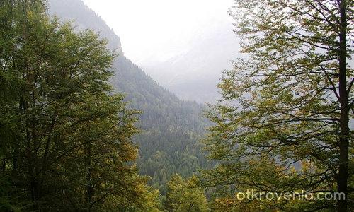 Долината на Кампилио- очакват ни и върховете на алпийската част на Доломитите!
