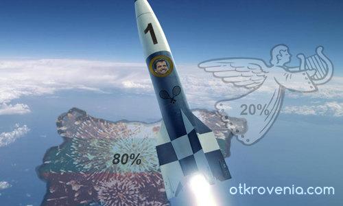 Първа ракета