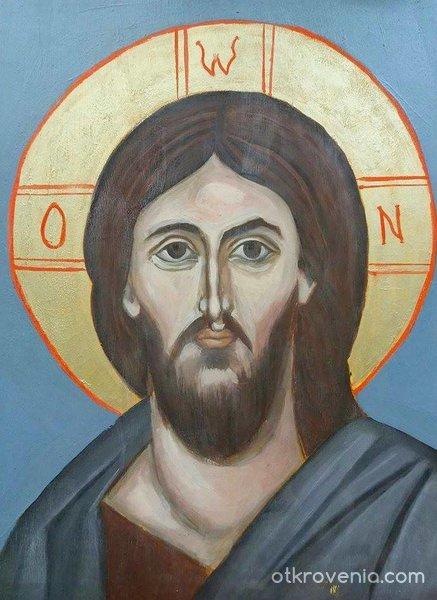 Иконография на Иисус Христос