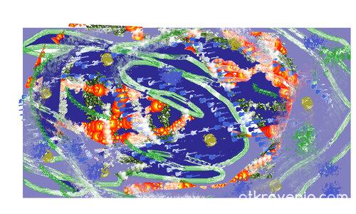 Абстрактна композиция