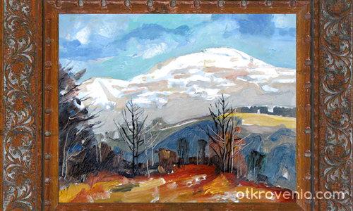 Късна есен в планината