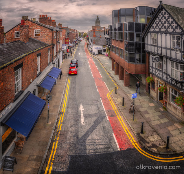North Gate Street, Chester