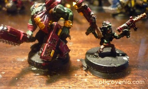 Warhammer - Pirate and Goblin