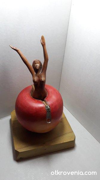 Ябълковото момиче