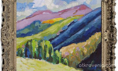 Планината 412
