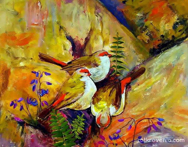 Птичета