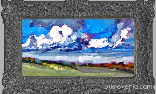 Облаци над полето 6