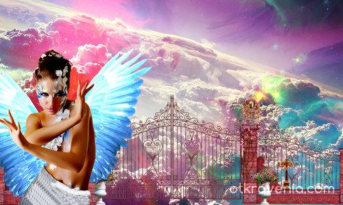 Пазителката отвъд небесата