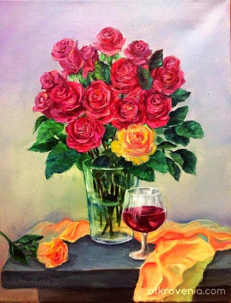 Фантазия в розово