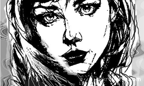 Графичен портрет 11