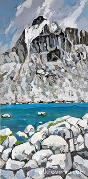 Планината 712 – Голямото Горноляворечко езеро