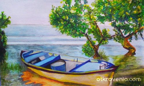 Лодката