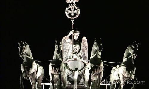 Квадригата на Бранденбургската врата