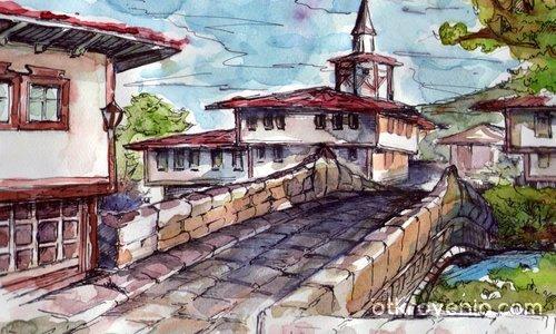 Мостът на Трявна 2