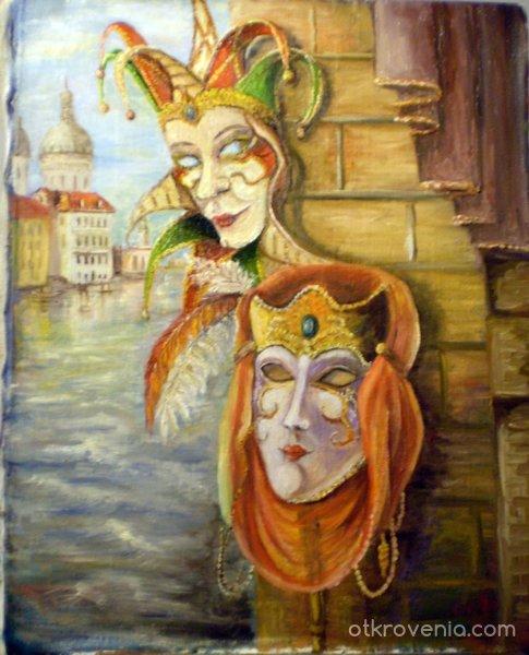 Венециански маски
