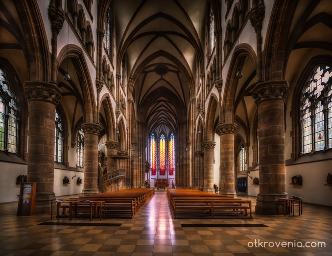 Theresienweis Church, Munich