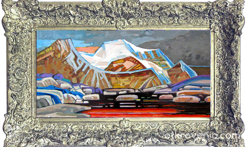 Планината 421
