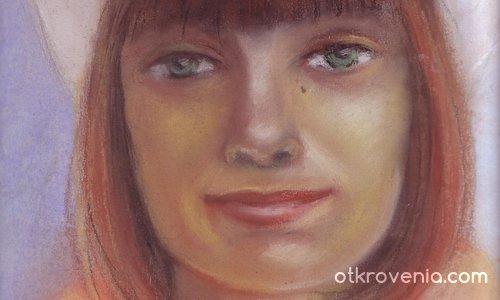 Портрет на момиче 4