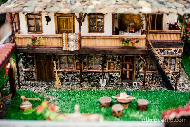 Малък дом...