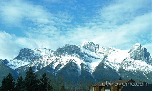 Скалистите планини