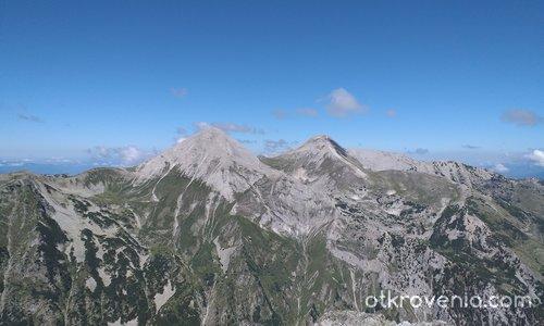 От Голям Тодорин връх