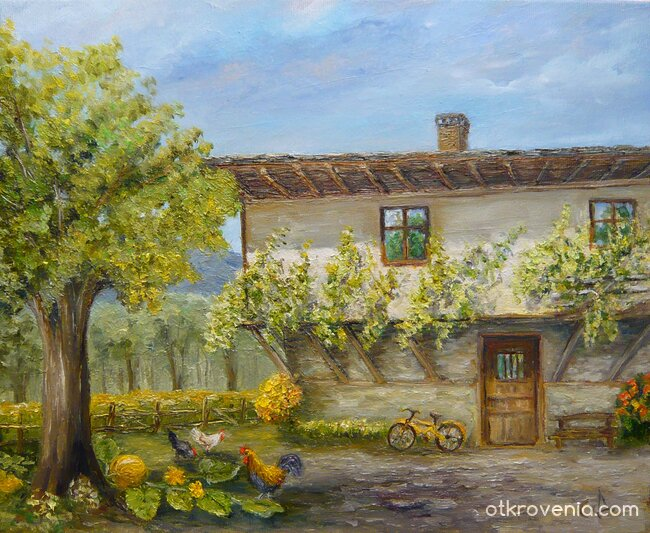 Селски двор