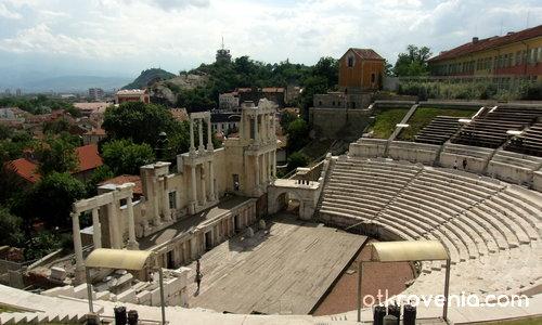 Амфитеатъра - Пловдив
