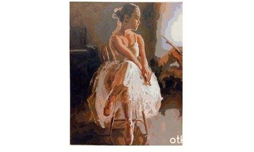 Балерина и цигулка