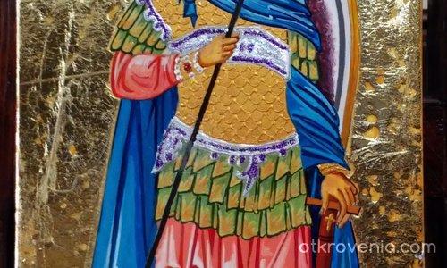 Свети Димитър Солунски