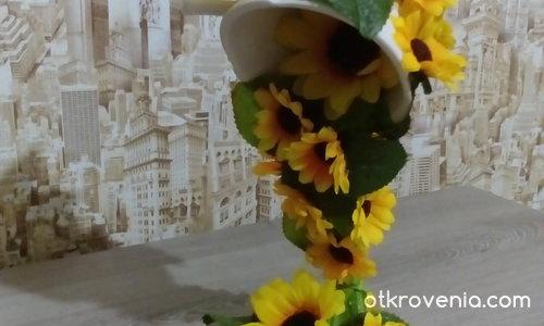 Пролетна декорация