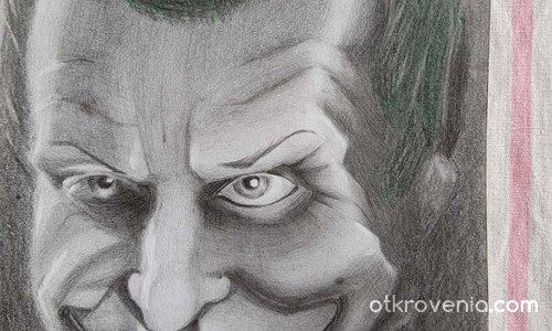 Джак Никълсън - Joker