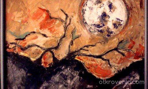 ...лунна вечер-нереален земен свят
