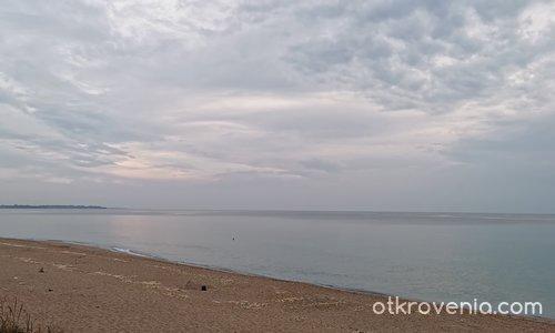 Морето, августовско утро