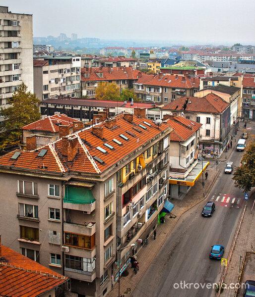 Градски ескизи - Ямбол