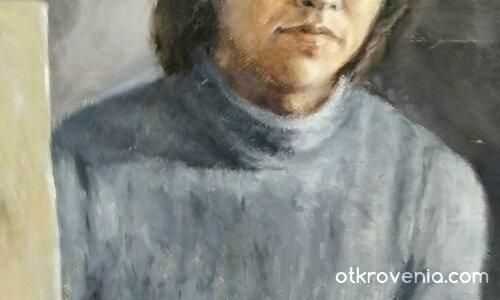 Пръв автопортрет 16 годишен