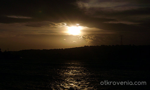 Залез над Босфора