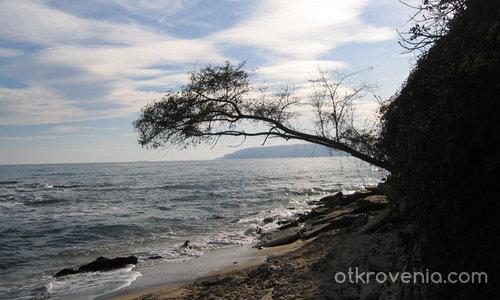 Границите на безкрая - морски пейзаж