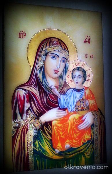 Ерусалимската Богородица