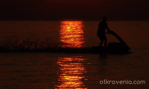 Пътуване по Слънчевата пътека